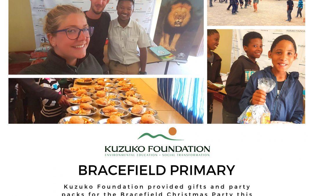 Bracefield Primary Visit