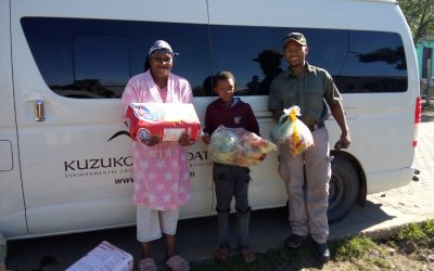 Food Parcels for the Community